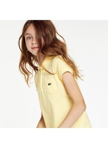 Lacoste Elbise Sarı